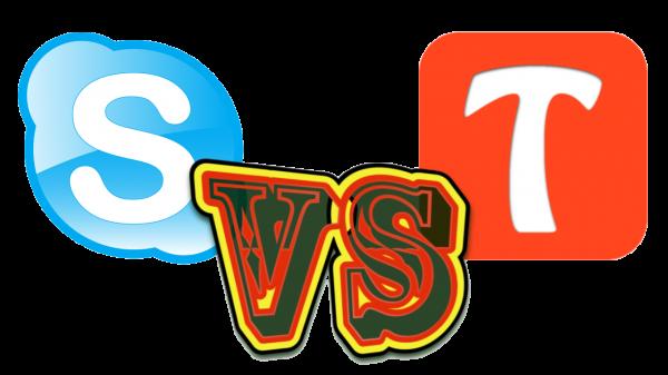 Skype-VS-Tango