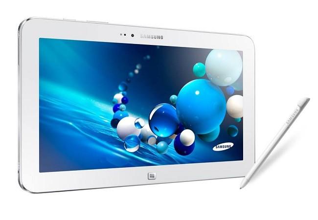 Samsung presento en Londres nuevas tablets ATIV