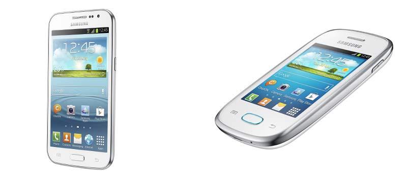 Samsung anuncia el Galaxy Win y Galaxy Pocket Neo
