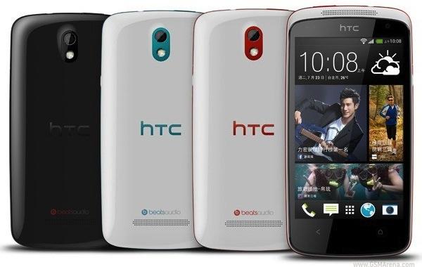 Presentan a HTC Desire 500