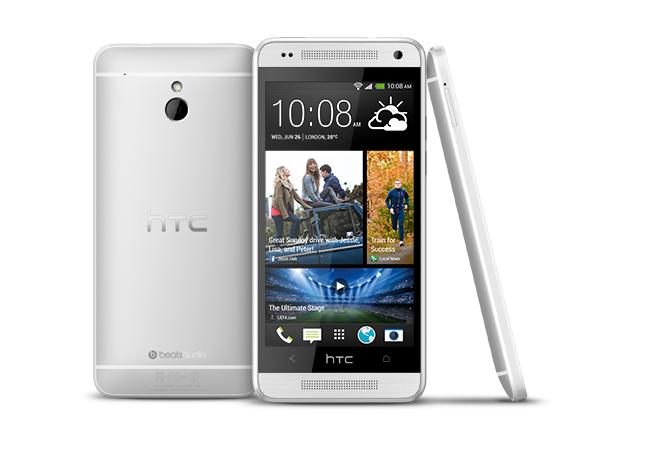 HTC presentó el One mini