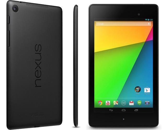 Se filtra Nexus 7