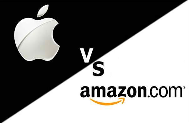 Finaliza disputa entre Amazon y Apple