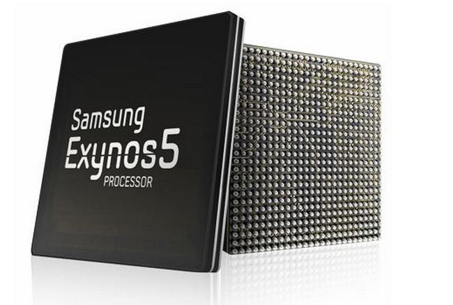 Samsung anuncia por Twitter actualización de procesador de 8 núcleos