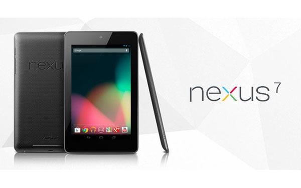 Se revela Nexus 7
