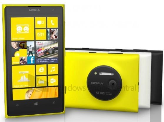 Nokia lanza el Lumia 1020