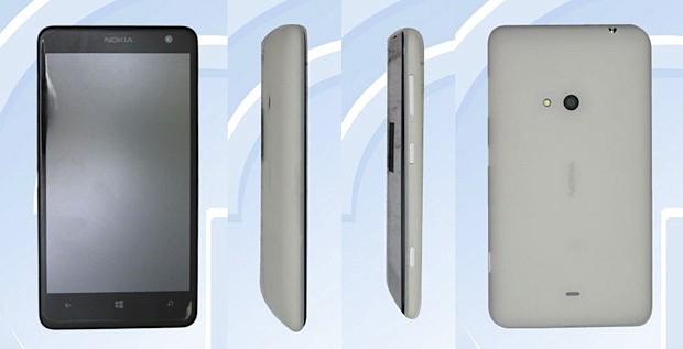 Se deja ver un desconocido Nokia Lumia 625
