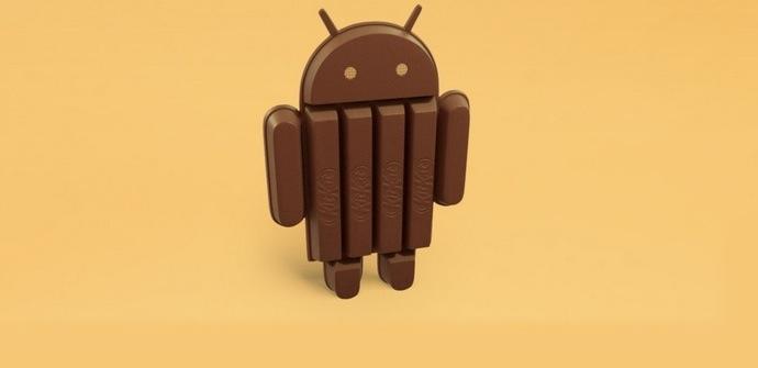 Se filtran imagenes del Android 4.4