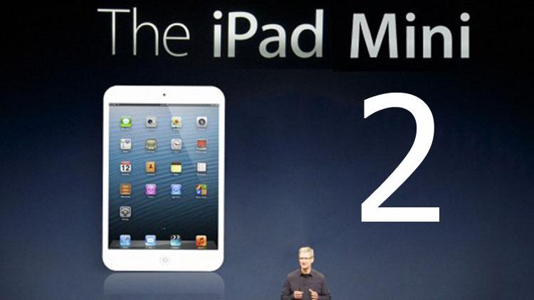 Comparativa: iPad mini 2 Retina vs iPad mini