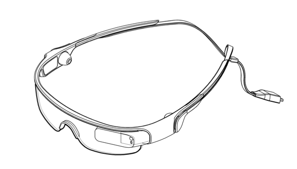 Samsung patenta gafas deportivas con pantalla