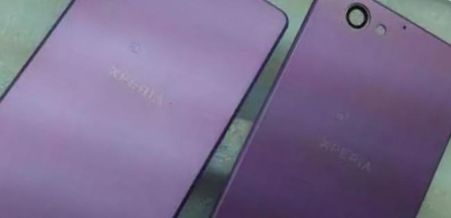 Se filtra imagen del Sony Xperia Z2