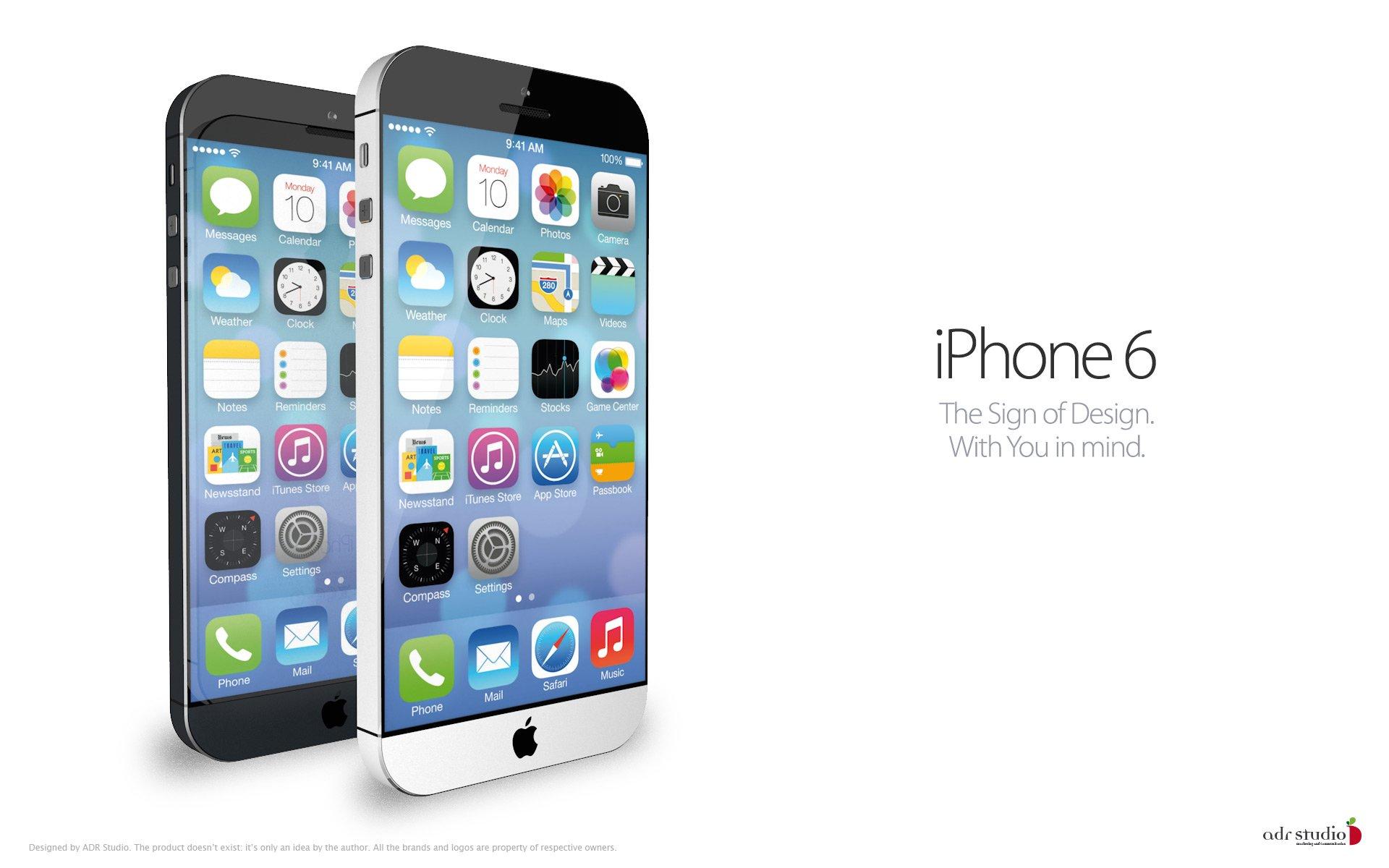 El iPhone 6 llegaría en Septiembre