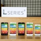 LG presenta su serie L III