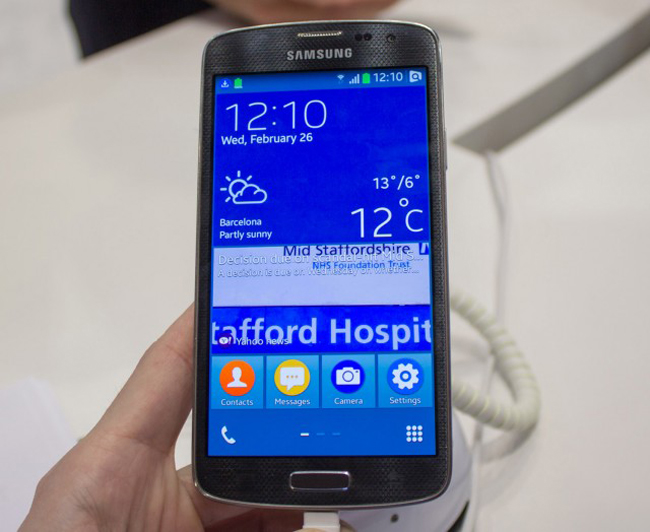Tizen-Samsung-smartphone