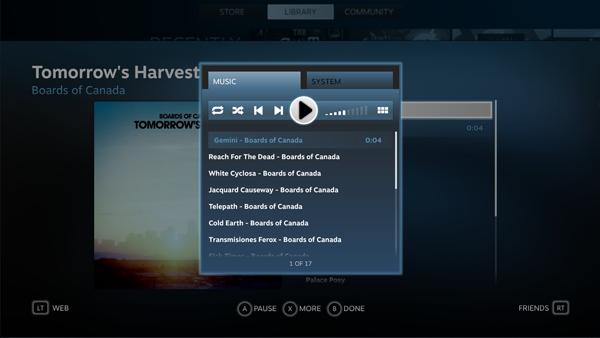Valve lanza Steam Music