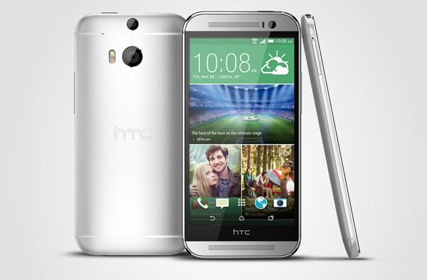 HTC presenta el One (M8)