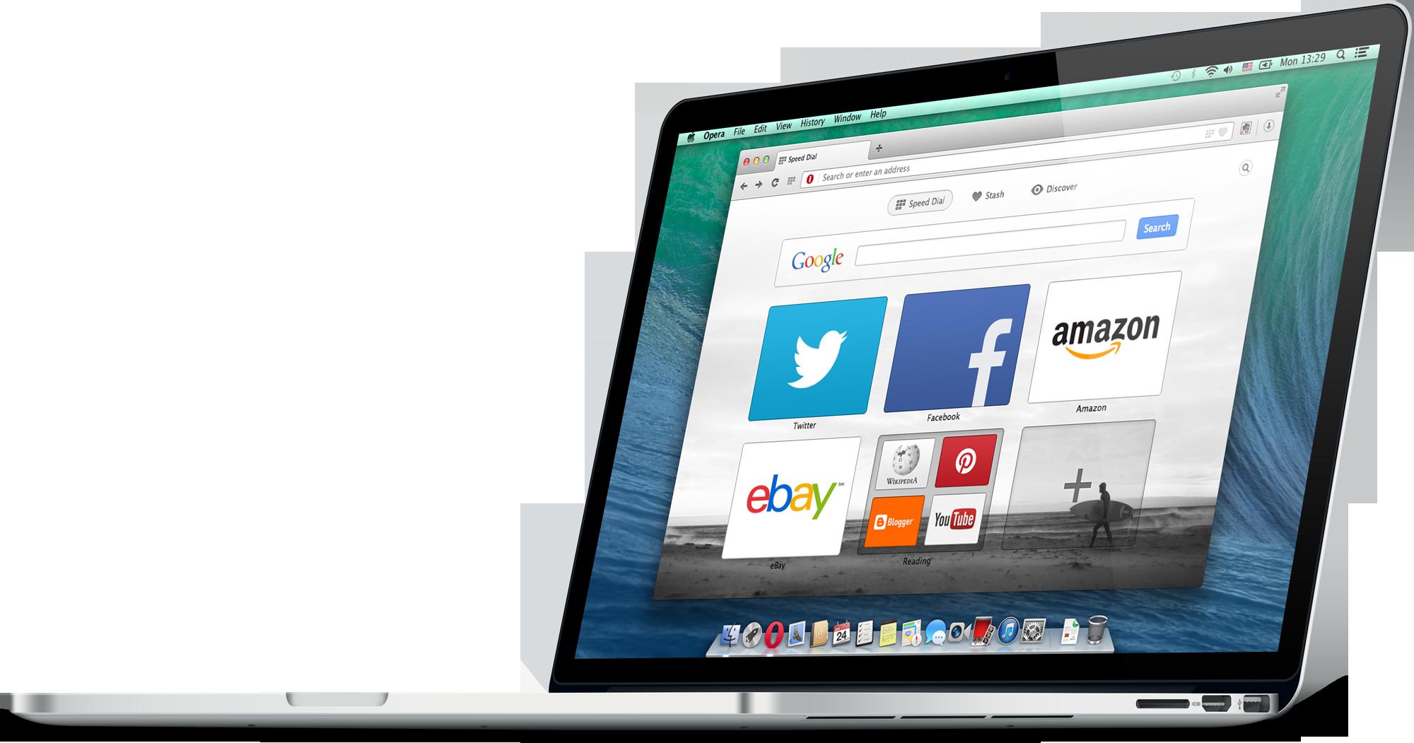 Opera 21 aterriza en Windows y Mac