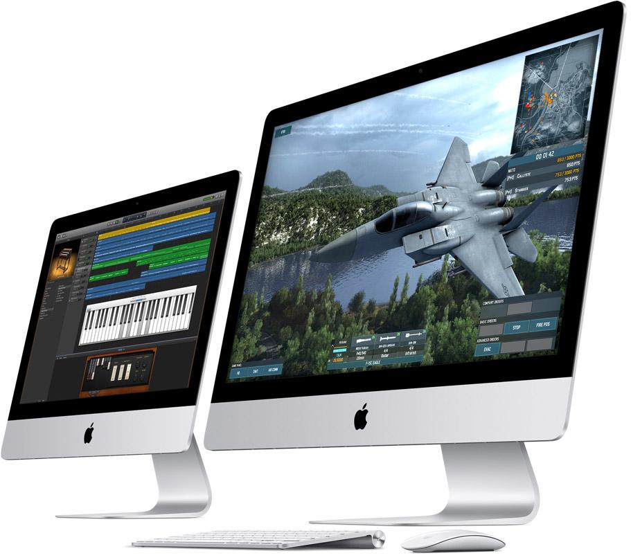 Apple se renueva con sus iMac