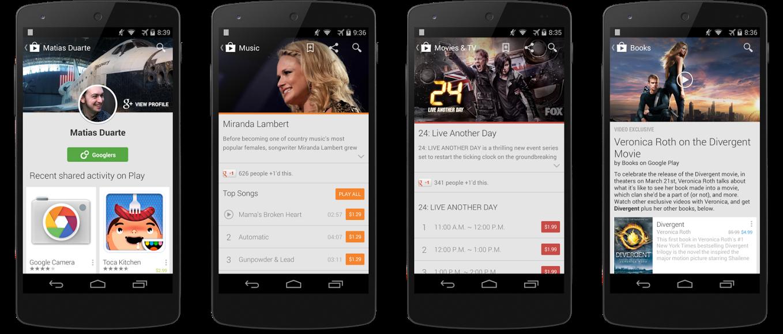 Google Play Store versión 4.8.22 ya esta disponible para descargar