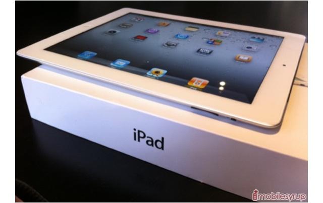 La producción de los nuevos iPad ya es un hecho
