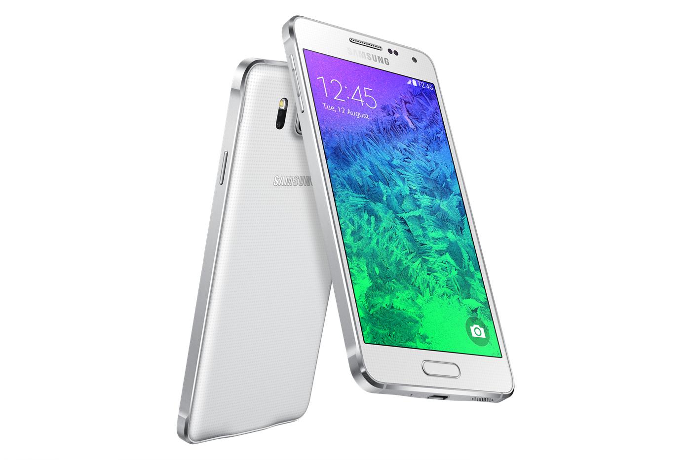 Samsung Galaxy Alpha, más delgado y con diseño metálico
