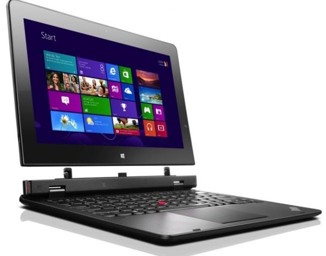IFA 2014: Lenovo ThinkPad Helix