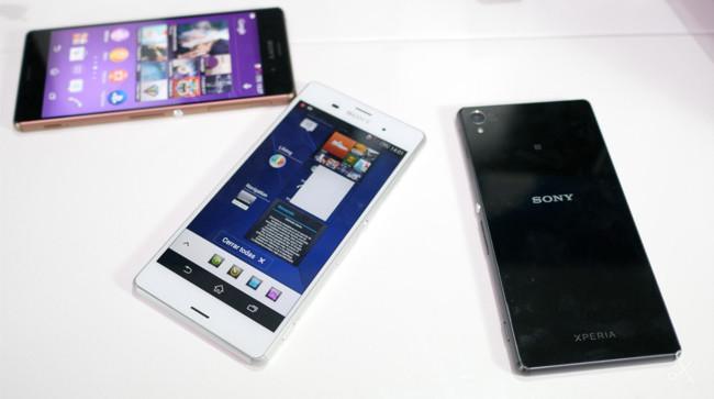 IFA 2014: Sony Xperia Z3