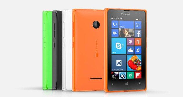 Lumia 435 y 532 son lanzados por Microsoft