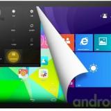 Una tablet con arranque dual