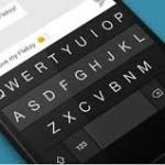 El teclado Fleksy  todos los teléfonos ZTE